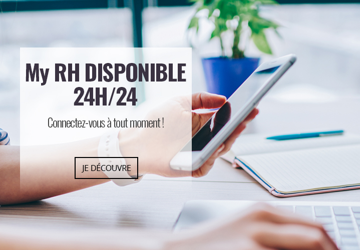 My RH disponible 24h/24